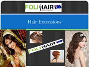 Clip In Hair Extensions in Australia