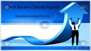 Best Binary Options Signal