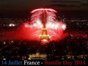 14 Juillet FRANCE  - Bastille Day 2014