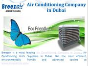 Air Conditioning Units Suppliers in Dubai
