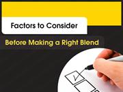 Factors to Consider: Before Making a Right Blend of Training