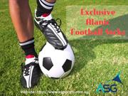 Get The Most Comfortable Football Socks at ASG Sports