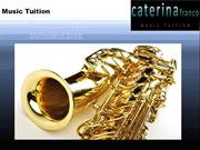 Saxophone Lessons Sutherland Shire