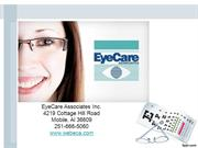 Eye Care Associates Mobile | Eye Doctor Mobile | Eye Care Center