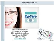 Eye Care Bay Minette | Eye Care Associates Bay Minette | Eye Doctor