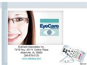 Eye Care Associates Albertville AL | Eye Doctor Albertville | Eye Care