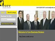 Core Business Brokers Sydney