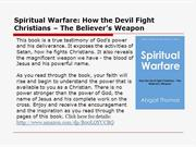 Spiritual Warfare - Abigail Thomas