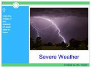 Severe Weather 521a