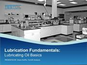 Lubrication fundamentals 3