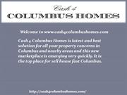 Sell House Fast For Cash Columbus