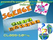 science quiz 10th battle1