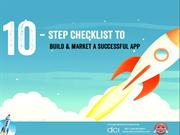 10 Step Checklist to Build and Market a Successful App