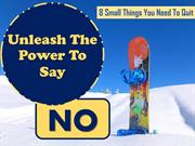 Unleash The Power To Say No