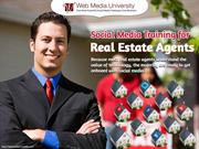 Social Media Training for Real Estate Agents
