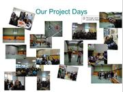Healthy Living project days