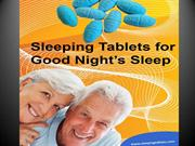 solution for sleep disorder