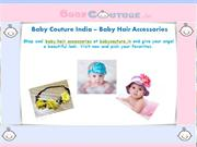 Baby Couture India - Baby Headbands Online