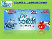 Lttoo Tickets Online