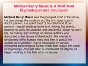 Michael Henry Muniz