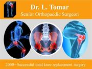 Joint replacement Surgeon in Delhi