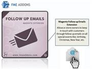 Magento Follow up Email Extension
