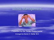 Stress Management (1)