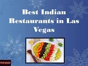 Best Indian Restaurants in Las Vegas