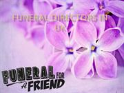 Funeral Directors in Weston Super Mare