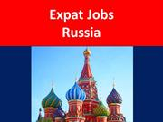 Expat Jobs Russia and Online Russian Job Search Sites