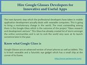 Hire Google Glass Developers