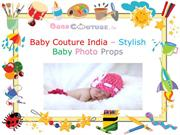 Baby Couture India - Buy Baby Photo Props Online