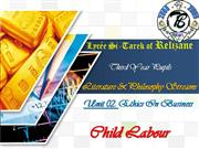 Ethics in Business: Child Labour