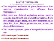 Delayed Fluorescence