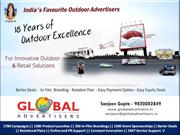 Ad Companies Providing Premium Billboards in Mumbai - Global Advertise