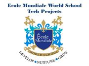 Ecole Mondiale World School Tech Projects
