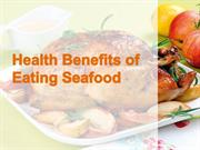 Health Benefits of Eating Seafood