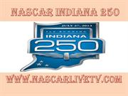 stream nascar Indiana 250 race live stream