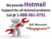 Hotmail Customer Service 1-855-233-7309  Contact Number USA