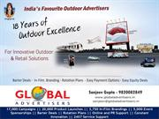 Sponsorship for Billboard Advertisers for Political Parties in India -