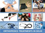 Orthopedics treatments in Delhi