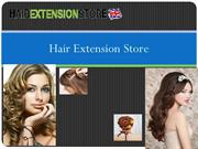 Tape in hair extension in UK