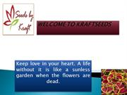 Buy Flowers seeds online