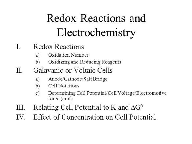 how does concentration affect cell potential