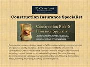 Construction Insurance Specialist