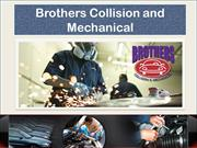 Brothers Collision - Automotive Maintenance Shop in Rochester NY