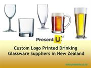 Custom Drinkware Printing for Restaurants and Bars in New Zealand