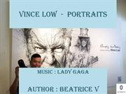 VINCE LOW  -  PORTRAITS
