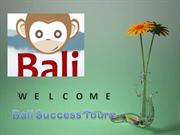 Discover Beautiful Bali in a Different Way with Bali Success Tours