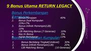 RETURN LEGACY PLAN